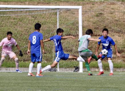 帝京長岡 3-0 市立船橋【7/30準々決勝③】
